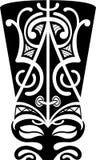 маорийская маска бесплатная иллюстрация
