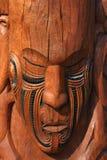 маорийская маска Стоковое Изображение RF