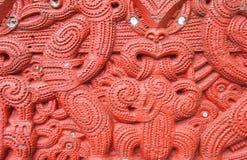 Маорийский высекать стоковое изображение rf