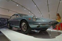 Маранелло, Италия: Автомобиль спорт Феррари винтажный стоковая фотография rf
