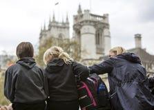 Марафон Лондона денег девственницы 24-ое апреля 2016 Стоковые Изображения