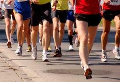 марафон Стоковое фото RF