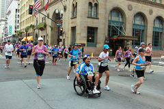 марафон Стоковые Изображения RF