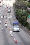 марафон 2010 Hong Kong Стоковое Изображение