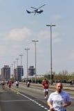 марафон 2011 24th belgrade Стоковая Фотография RF