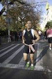 марафон 2011 manhattan города New York Стоковые Фото