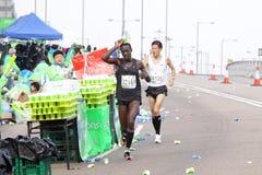 марафон 2012 Hong Kong Стоковое Изображение