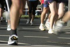 марафон Стоковая Фотография RF