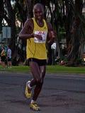 марафон 4 honolulu Стоковая Фотография RF