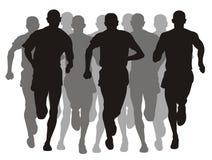 марафон Стоковое Изображение RF