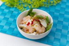Маринад продуктов рыбозавода стоковое изображение rf