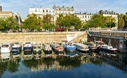 Марина арсенала в Париже стоковые фотографии rf