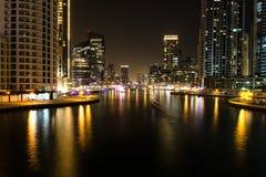 Марина Дубай. Стоковое Изображение