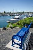 Марина на Bellingham, Вашингтоне Стоковое фото RF