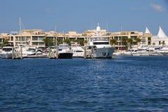Марина Gold Coast Стоковое Изображение