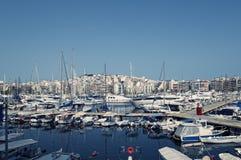 Марина piraeus athens Стоковое Изображение RF