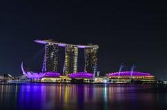 Марина singapore залива стоковое фото rf