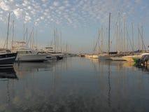 Марина St Tropez стоковые фото