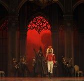 Марионетка и Щелкунчик балета боя- мыши Стоковая Фотография