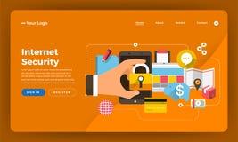 Маркетинг плоской идеи проекта вебсайта дизайна модель-макета цифровой В иллюстрация штока