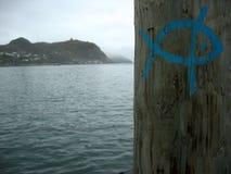 маркировки рыб Стоковые Изображения