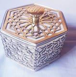 Марокканец хранения для арабского украшений стоковые фото