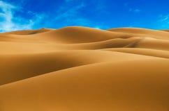 Марокканськая пустыня Стоковые Фото