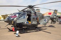 Марокканський вертолет Eurocopter EC-135 жандармерии Стоковое Фото