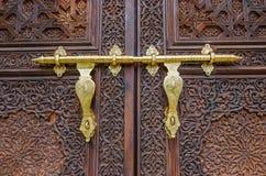 Марокканський павильон Путраджайя Малайзия Стоковые Фотографии RF