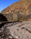 Национальный парк Марокко Toubkal Стоковая Фотография RF