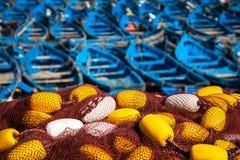 Марокканськое место всемирного наследия ЮНЕСКО Essaouira Стоковые Изображения RF
