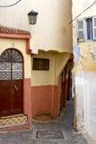 Марокко более tangier Стоковое Фото