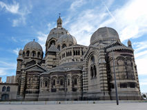 марсель Франции собора Стоковые Изображения RF