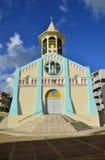 Мартиника, живописная деревня Riviere Pilote в на запад Indie Стоковая Фотография RF