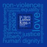 Мартин Лютер Кинг Стоковое Изображение