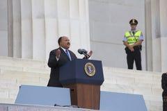 Мартин Лютер Кинг III, Стоковые Изображения RF