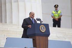 Мартин Лютер Кинг III, Стоковое фото RF