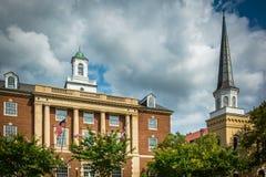 Мартин v B Bostetter, младший Здание суда Соединенных Штатов, в Алексе Стоковое Фото