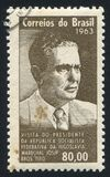Маршал Tito Югославии Стоковое Фото