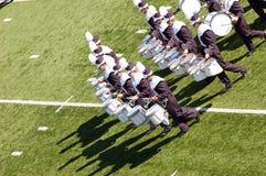 маршировать drumline полосы Стоковые Фото