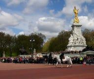 Маршируя предохранители британцев стоковое фото rf