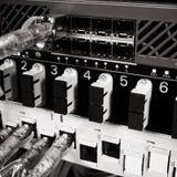 маршрутизатор сети соединений Стоковые Фотографии RF