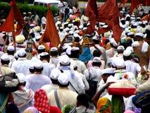 марш флага Стоковое Изображение
