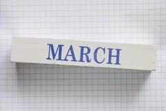 марш Стоковые Фотографии RF