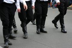 марш Стоковая Фотография RF