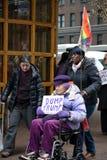 Марш ` s женщин Стоковая Фотография