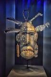 Маска в музее американских индейцев, Стоковое Фото