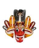 маска дьявола кобры Стоковая Фотография RF