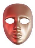 маска золота Стоковое Изображение RF