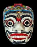 маска Индонесии java стоковое изображение